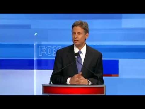 Gary Johnson - GOP Debate Highlights 5/5/2011 (South Carolina)
