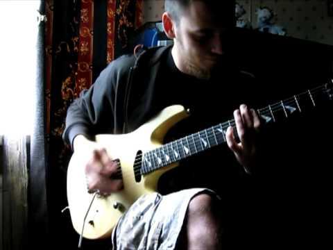 Chimaira - Power trip [guitar cover]