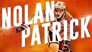 Flyers select Nolan Patrick in the 2017 NHL Draft