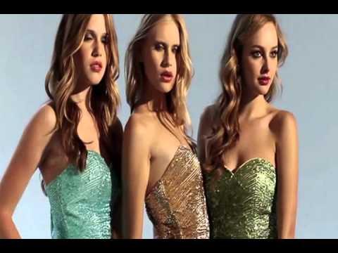 Самые красивые выпускные платья 2013 - Terani 1318P
