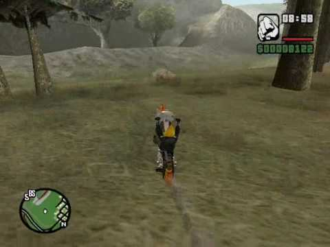 gta san andreas ghost rider mod gta san andreas ghost
