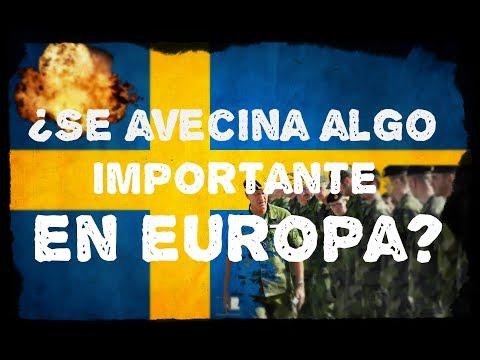 ¿Está Suecia Avisando a Europa del PRÓXIMO GRAN CONFLICTO?