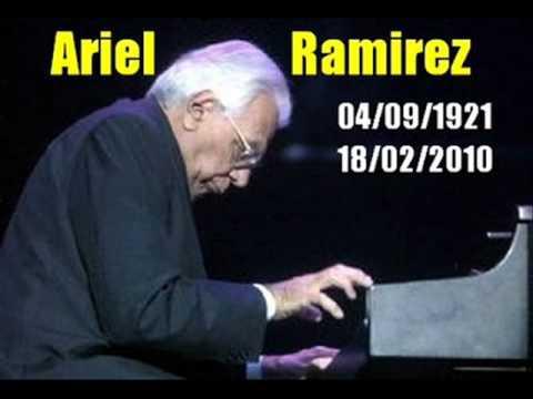 Ариэль Рамирес - Alfonsina Y El Mar