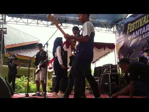 Festival Band Pelajar 2017(Banjarnegara) SMK Panca Bhakti Rakit Part 1