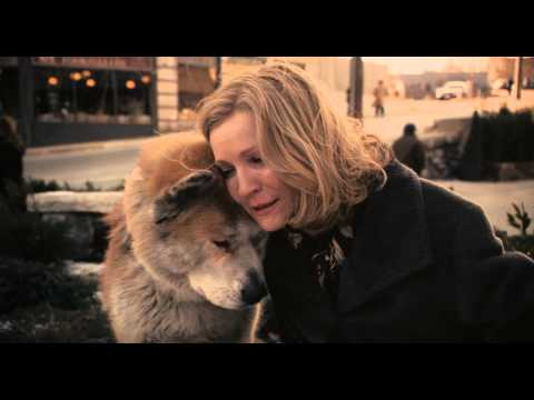 The Most Emotional Scene In Hachiko: A Dog's Story video
