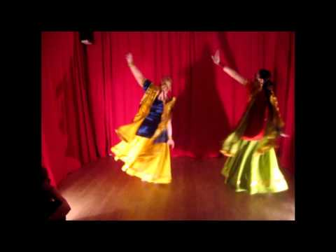 Bhangra Kuria. Hafla Navideña Dancetribalia 2013 video