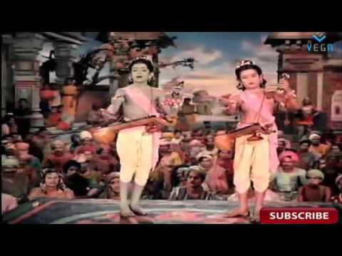 Vinudu Vinudu Ramayana Gaatha Video Song - Lava Kusa Telugu Movie video
