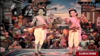 Vinudu Vinudu Ramayana Gaatha Video Song - Lava Kusa Telugu Movie