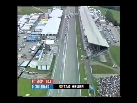 Der A1 Ring in �sterreich wurde wieder Austragungsort der Formel1 1999. Nachdem Michael Schumacher im letzten Rennen mit einen Gebrochenen Fu� aus seinem Bol...