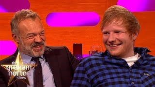 Download Lagu Ed Sheeran EXTENDED INTERVIEW on The Graham Norton Show Gratis STAFABAND