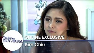 "TWBA Online Exclusive: Kim Chiu on her viral ""Flashlight"" performance"