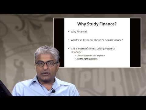 Personal Finance Planning | PurdueX on edX | Course About Video