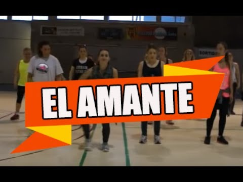 EL AMANTE - Nicky Jam - ZUMBA con ANA PÉREZ