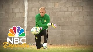 William Yarbrough - Es tan mexicano como el chile verde | Liga MX | NBC Deportes