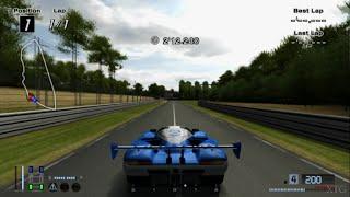 Gran Turismo 4 - Toyota MINOLTA 88C-V Race Car '89 HD PS2 Gameplay