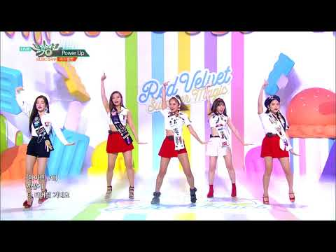 Download Lagu  뮤직뱅크  Bank - Power Up - 레드벨벳Red Velvet.20180810 Mp3 Free