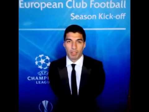 Luis Suarez names his favourite Premier League player, and it's a former Liverpool teammate