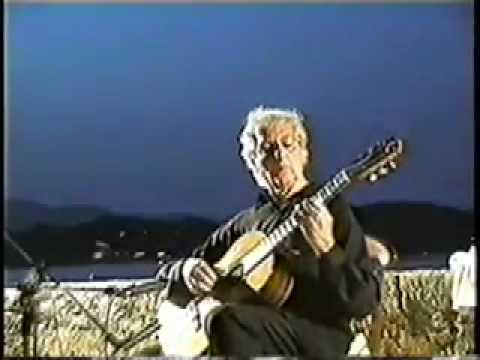 Jorge Morel, Corfu Guitar Festival 2001