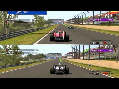LMT VERSUS#1 - Formula 1, Massa vs Barrichello