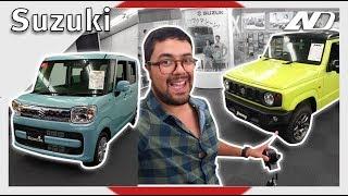 Suzuki Jimny y Hayabusa, conociendo a esta rara japonesa desde Hamamatsu  🇯🇵