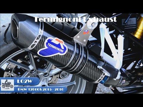 Top 7 Full Exhaust Sound BMW 1200GS 2015 /2016  Akrapovic, Termignoni, Yoshimura, SC Project, Remus