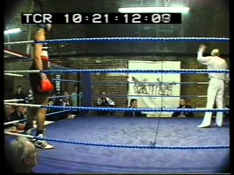 David Haye v Matt Woodcroft (Amateur Fight)