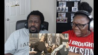 Attack on Titan 3x9 (ep46) REACTION!! {Ruler of the Walls}