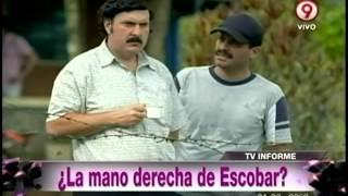 ¿Lo mato o no lo mato habrá dicho Escobar? ¡Popeye se enamoró de su Olivia!