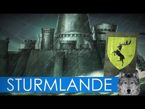 Die Sturmlande Game Of Thrones History