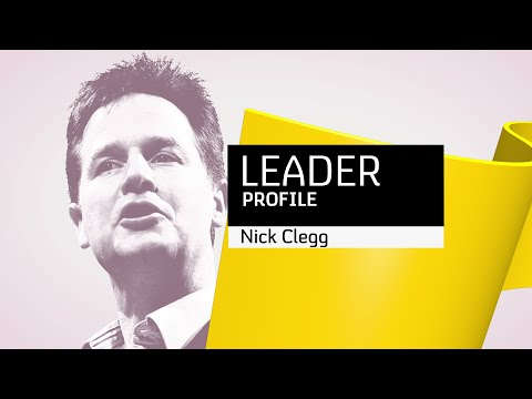 Nick Clegg profile: Gary Gibbon speaks to the Lib Dem leader