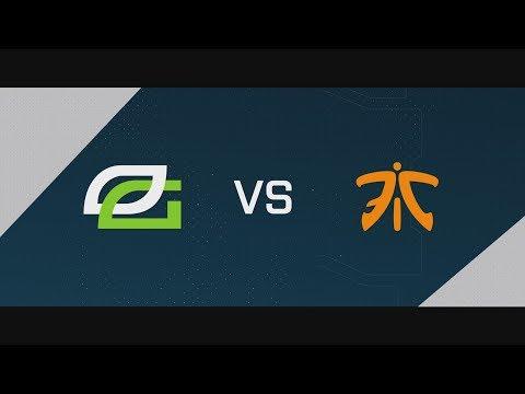 CS:GO - Fnatic vs. OpTic - Quarterfinal Preview - ESL Pro League Season 6