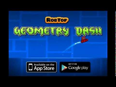 Geometry Dash APK Cover