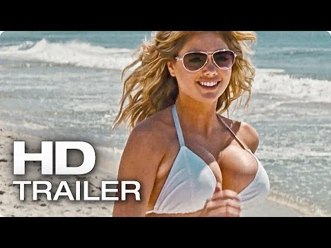Die Schadenfreundinnen Trailer Deutsch German | 2014 Kate Upton [hd] video