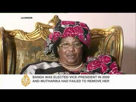 Interview: Joyce Banda
