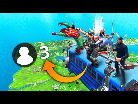3 PLAYER GAME WTF..!!! | Fortnite Funny and Best Moments Ep.118 (Fortnite Battle Royale)
