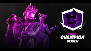 Fortnite Champion Series Week 2 VoD Review (NA - BallaTW/Shyowager)