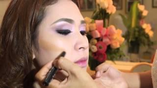 Smokey Eyes Makeup Tutorial in Khmer