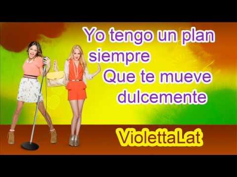 Violetta 2 Si es por amor Letra