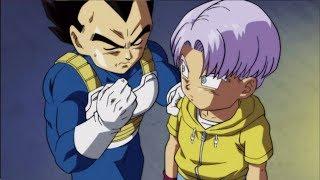 Momen Lucu Dragon Ball  Trunks Dibodohi  Dragon Ball Super