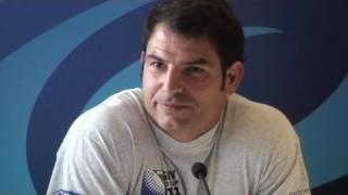 Mondial de Rugby : Marc Lièvremont s'emporte