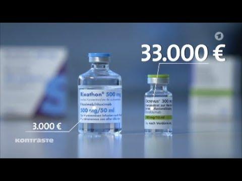 So asozial plündern Pharmakonzerne unseren Sozialstaat aus!
