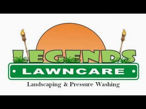 Roanoke Va Lawncare Landscaping and commercial mowing services by Legends Lawn Care