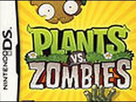 Classic Game Room - PLANTS VS. ZOMBIES for Nintendo DS review