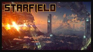STARFIELD - A New Sci Fi Bethesda Game?