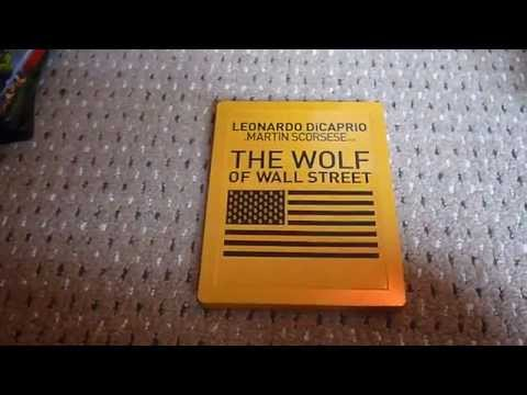 Bluray Steelbook Update - The Wolf Of Wall Street & More
