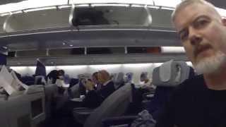 Lufthansa A380 Frankfurt to Johannesburg