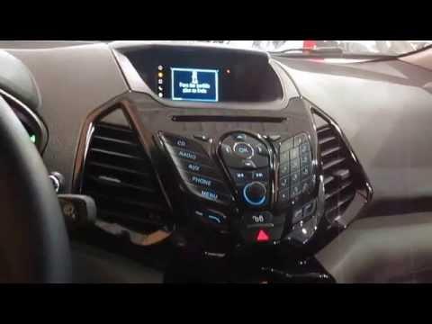 Auto Futura TV - Ford Ecosport 2.0 Titanium Plus Powershift - 2013