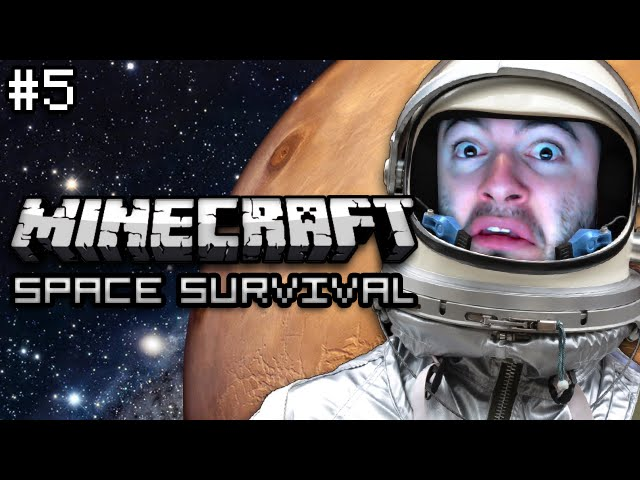 Minecraft: DUST TO DUST - Planetary Confinement Survival Ep. 5
