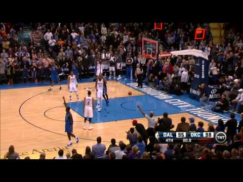 Collison's incredible game-tying 3-pointer!