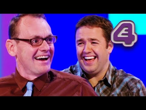 Sean Lock Slams Gordon Ramsay! | Sean Lock's Best 8 Out Of 10 Cats Bits | Series 8 (2009)